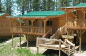 Cabin - Double Queen with Deck $215