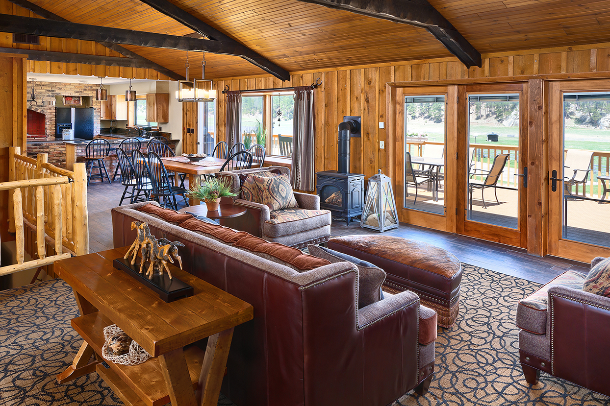 Log Cabins Rock Crest Lodge Amp Cabins